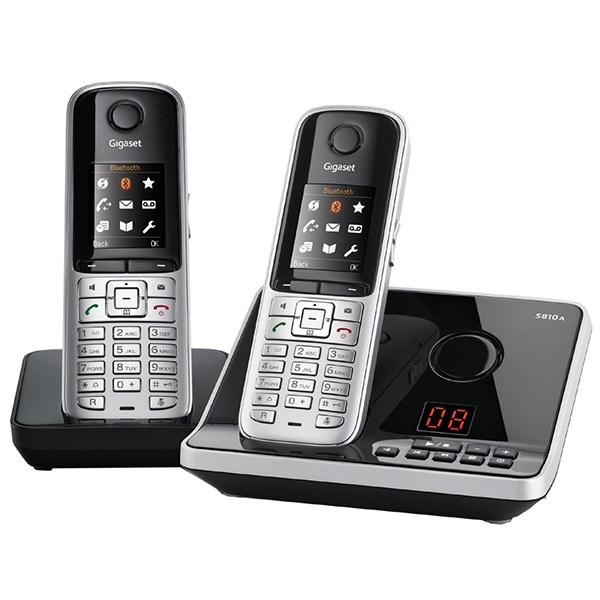 گوشی اضافه بی سیم گیگاست S810A DUO