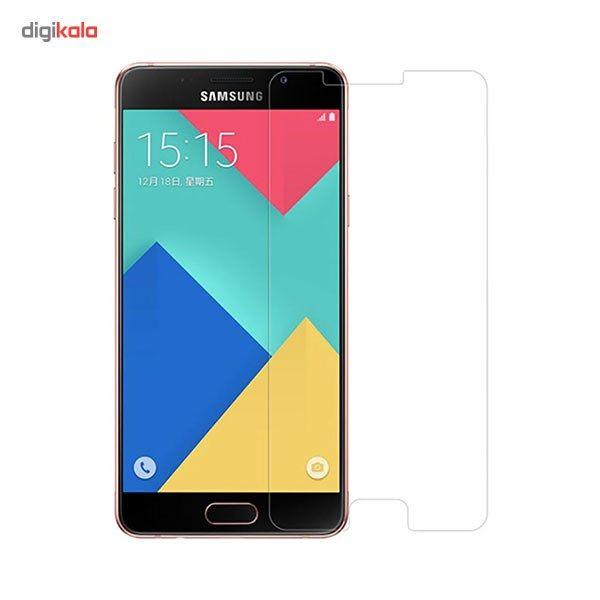 محافظ صفحه نمایش شیشه ای مدل Tempered مناسب برای گوشی موبایل سامسونگ Galaxy A9 main 1 1