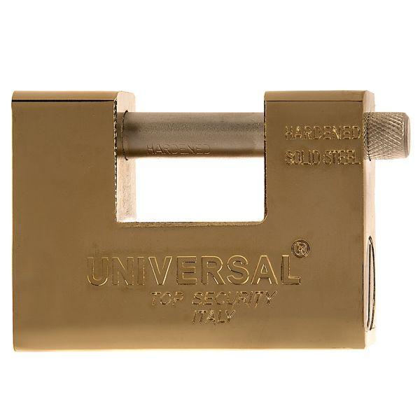 قفل کتابی یونیورسال مدل gold 94 mm
