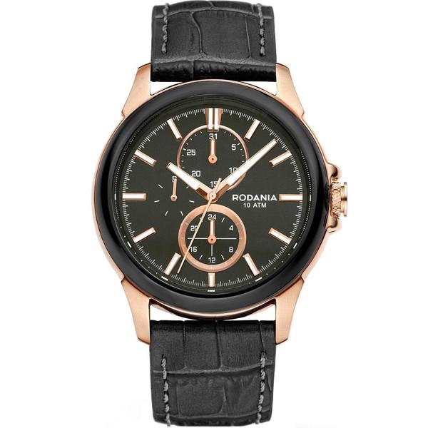 ساعت مچی عقربه ای مردانه رودانیا مدل R.2624536
