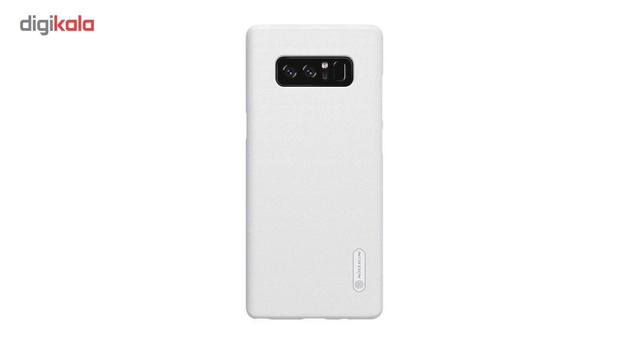 کاور نیلکین مدل Super Frosted Shield مناسب برای گوشی موبایل سامسونگ Galaxy Note 8 main 1 1