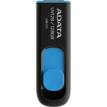 فلش مموری ای دیتا مدل DashDrive UV128 ظرفیت 128 گیگابایت
