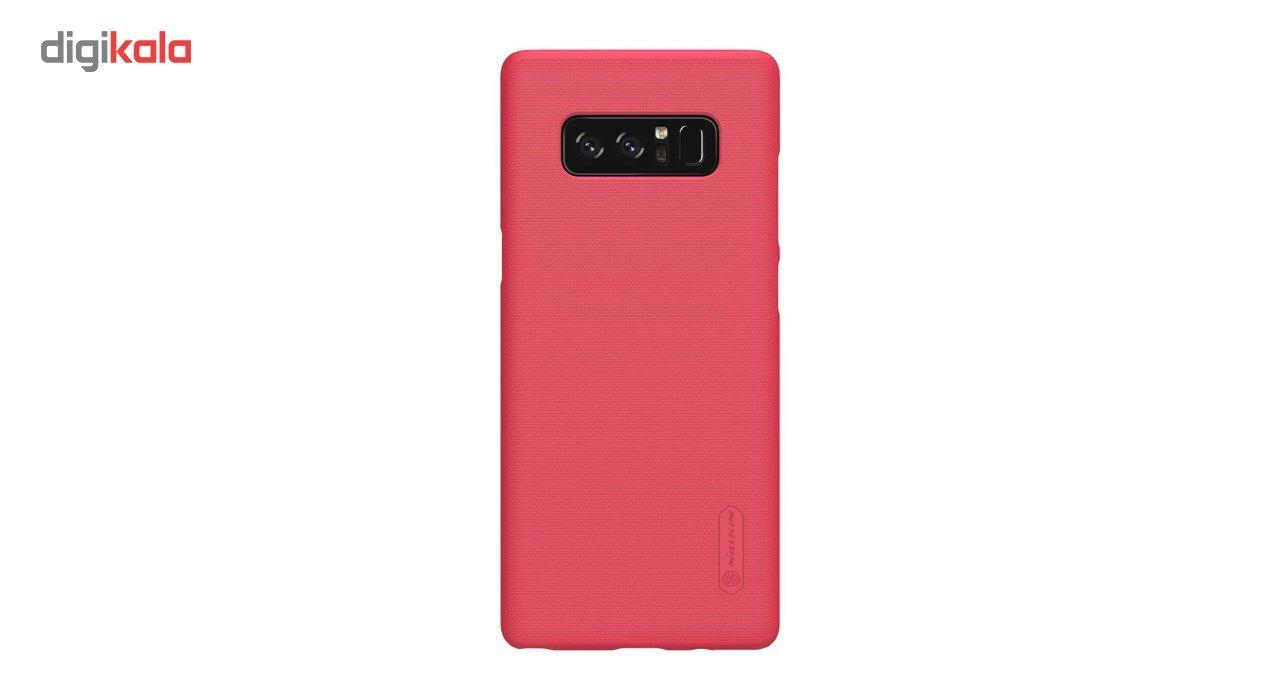 کاور نیلکین مدل Super Frosted Shield مناسب برای گوشی موبایل سامسونگ Galaxy Note 8 main 1 6