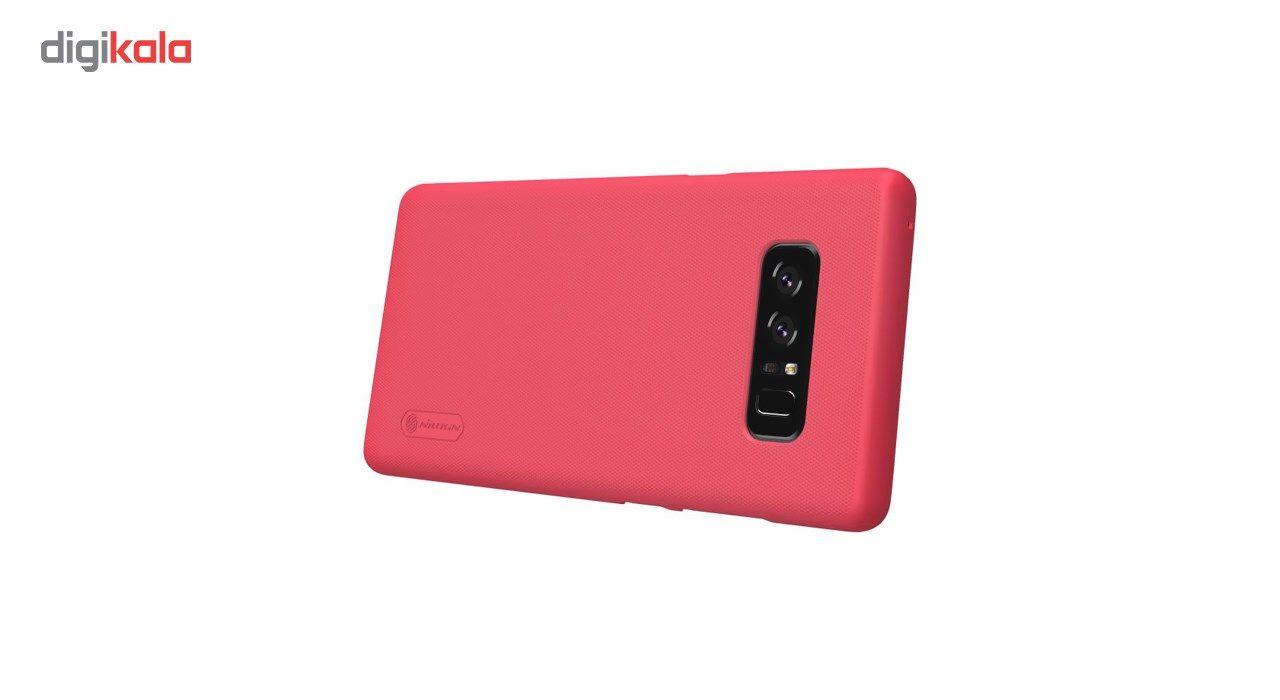 کاور نیلکین مدل Super Frosted Shield مناسب برای گوشی موبایل سامسونگ Galaxy Note 8 main 1 7