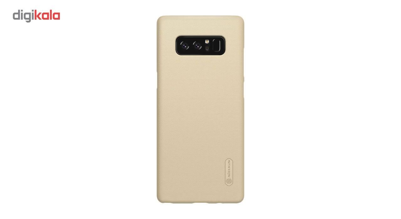 کاور نیلکین مدل Super Frosted Shield مناسب برای گوشی موبایل سامسونگ Galaxy Note 8 main 1 10