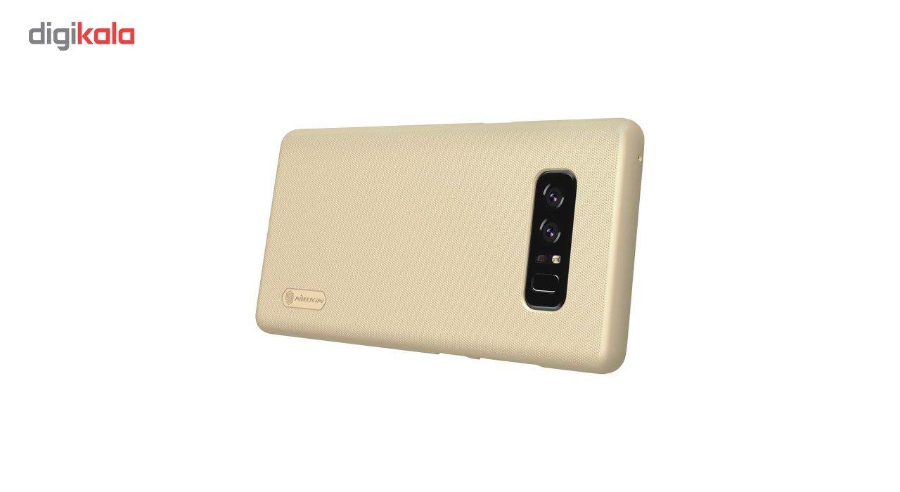 کاور نیلکین مدل Super Frosted Shield مناسب برای گوشی موبایل سامسونگ Galaxy Note 8 main 1 11