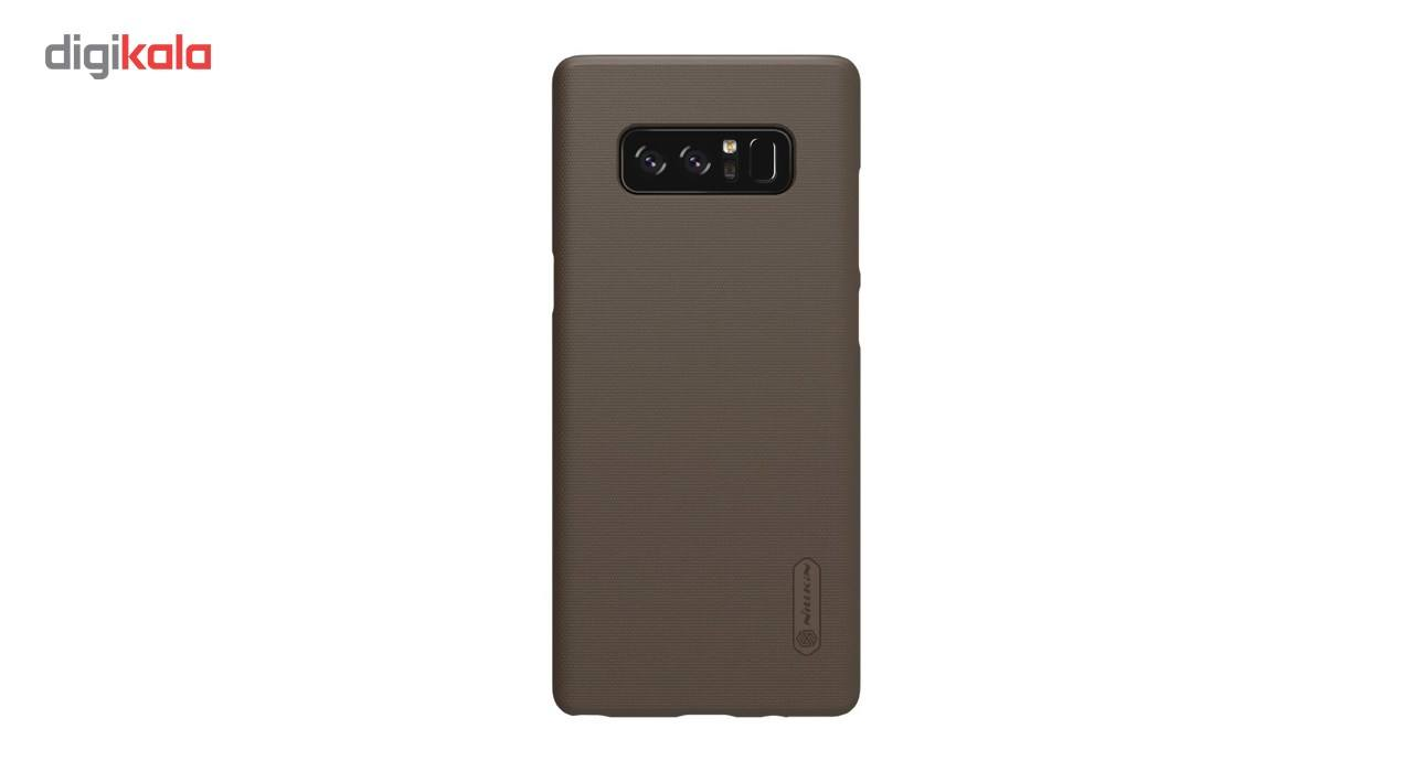 کاور نیلکین مدل Super Frosted Shield مناسب برای گوشی موبایل سامسونگ Galaxy Note 8 main 1 14