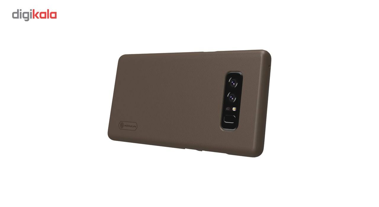 کاور نیلکین مدل Super Frosted Shield مناسب برای گوشی موبایل سامسونگ Galaxy Note 8 main 1 15