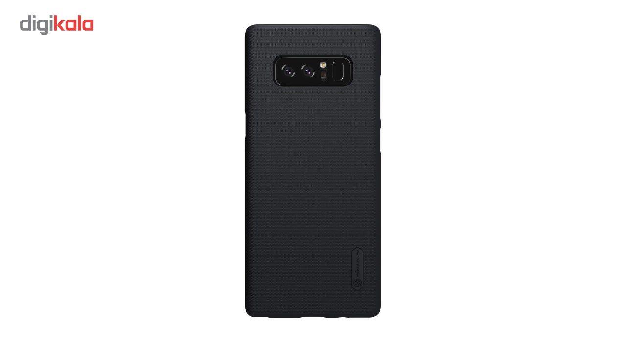 کاور نیلکین مدل Super Frosted Shield مناسب برای گوشی موبایل سامسونگ Galaxy Note 8 main 1 18