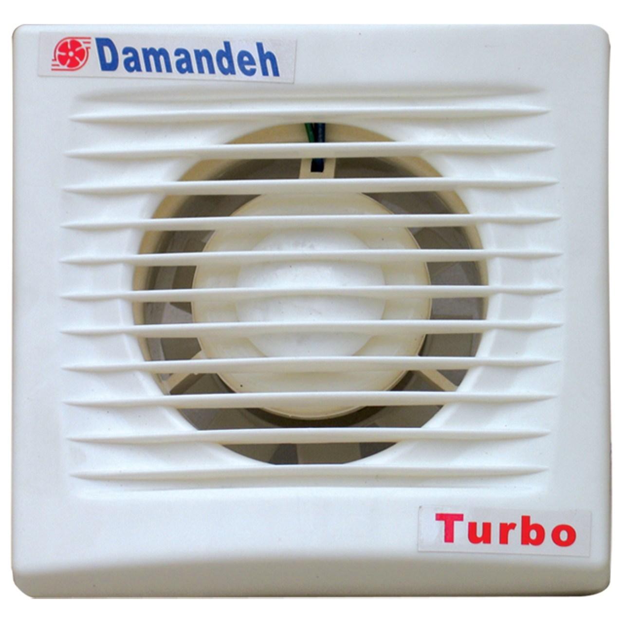 هواکش لوله ای دمنده سری Turbo مدل VPH-10S2S بسته 10 عددی