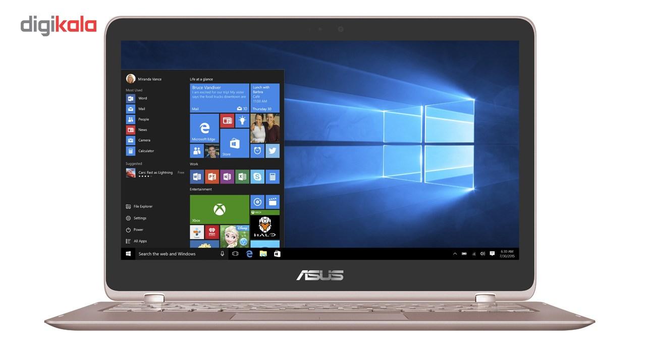 لپ تاپ 13 اینچی ایسوس مدل Zenbook Flip UX360UA - A