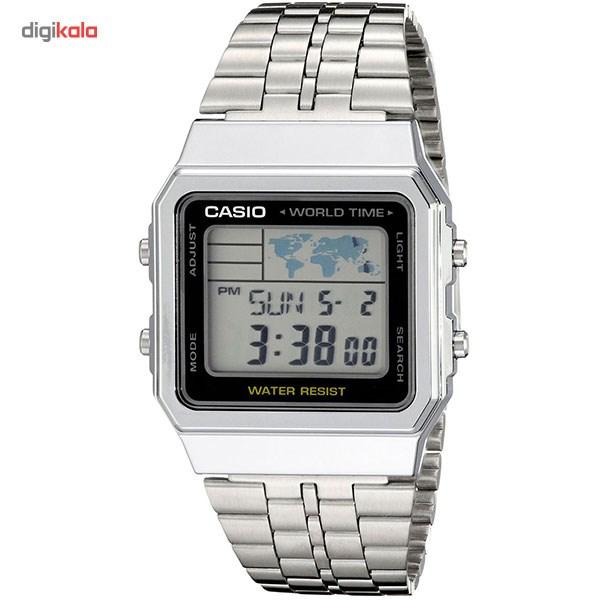 خرید ساعت مچی دیجیتال مردانه کاسیو مدل A500WA-1DF | ساعت مچی
