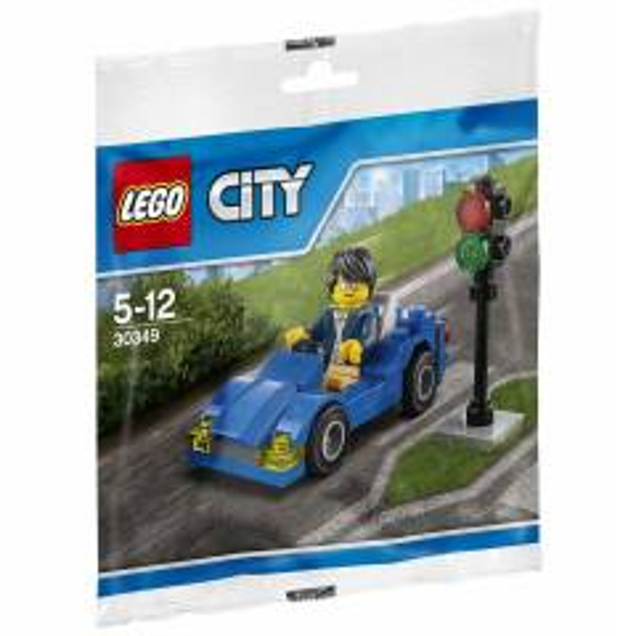 لگو سری City مدل Sports Car 30349