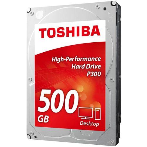 هارددیسک اینترنال توشیبا مدل P300 HDWD105EZSTA ظرفیت 500 گیگابایت
