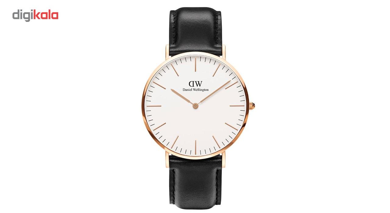 ساعت مچی عقربه ای مردانه دنیل ولینگتون مدل DW00100007