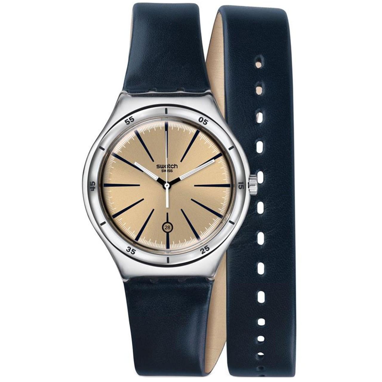 ساعت مچی عقربه ای زنانه سواچ مدل YWS408 46