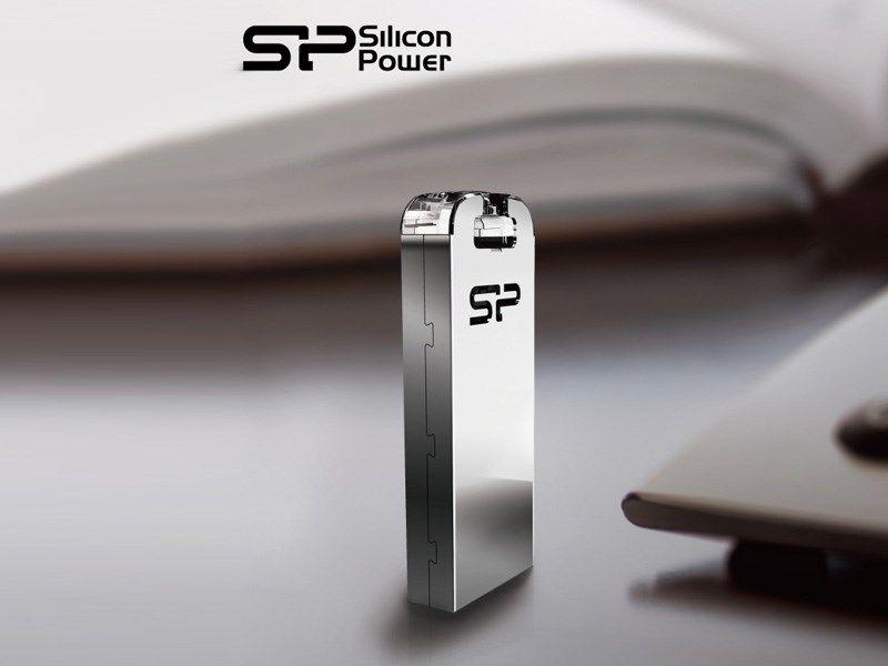 فلش مموری Silicon Power مدل تاچ T03 ظرفیت 32 گیگابایت
