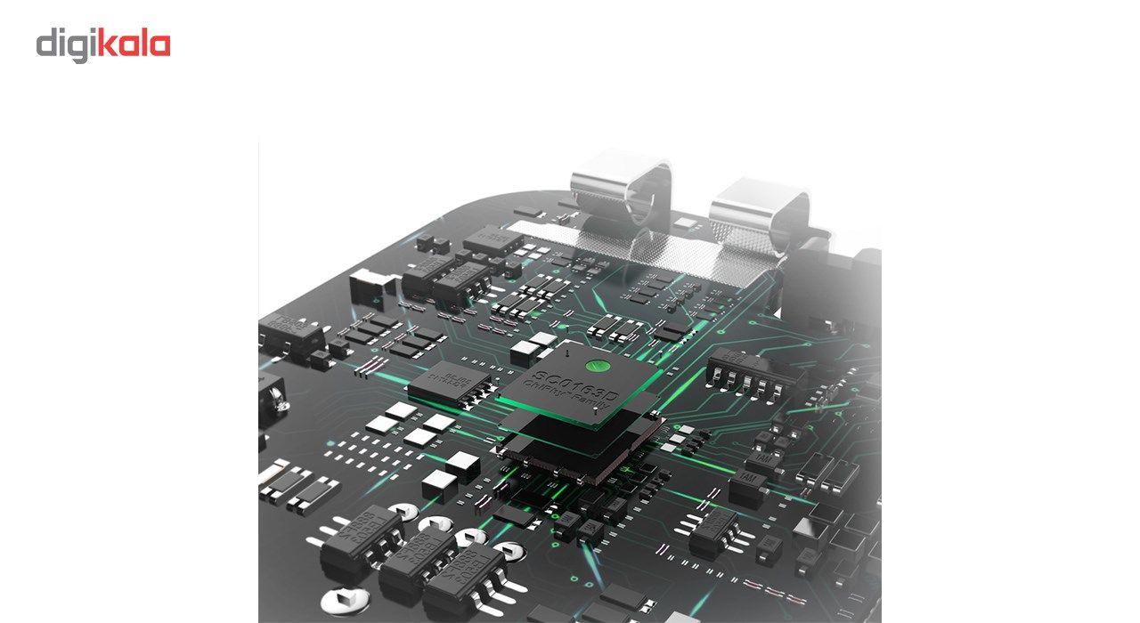 شارژر دیواری انکر 18 وات مدل Quick Charge 3.0 Power Port plus 1 B2013 همراه با کابل micro USB main 1 7