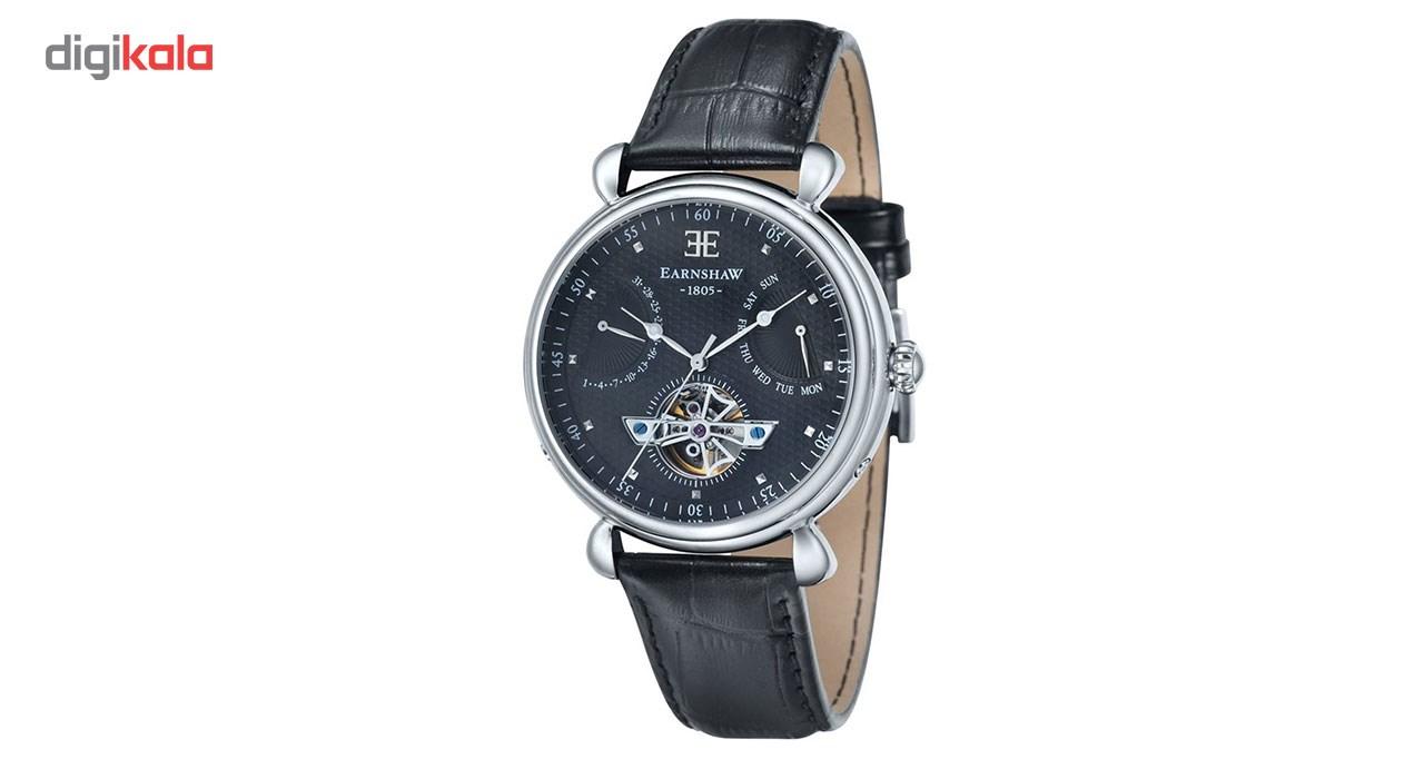 خرید ساعت مچی عقربه ای مردانه ارنشا مدل ES-8046-01