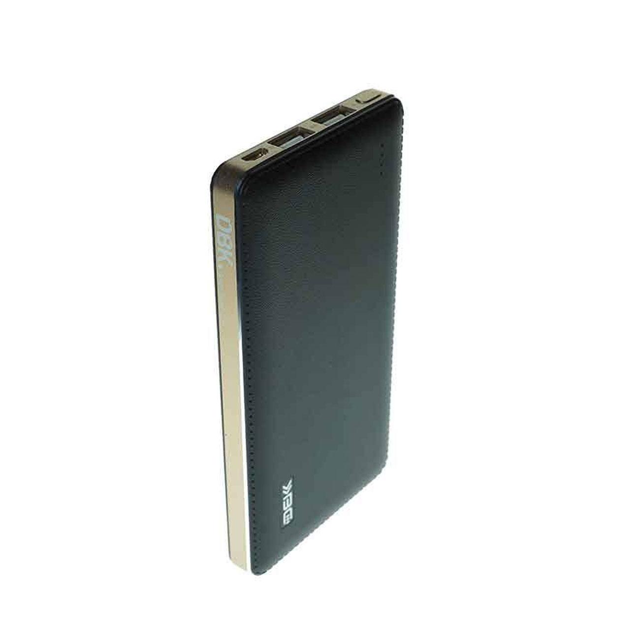 شارژر همراه دی بی کی مدل AS099 ظرفیت12000 میلی آمپر ساعت