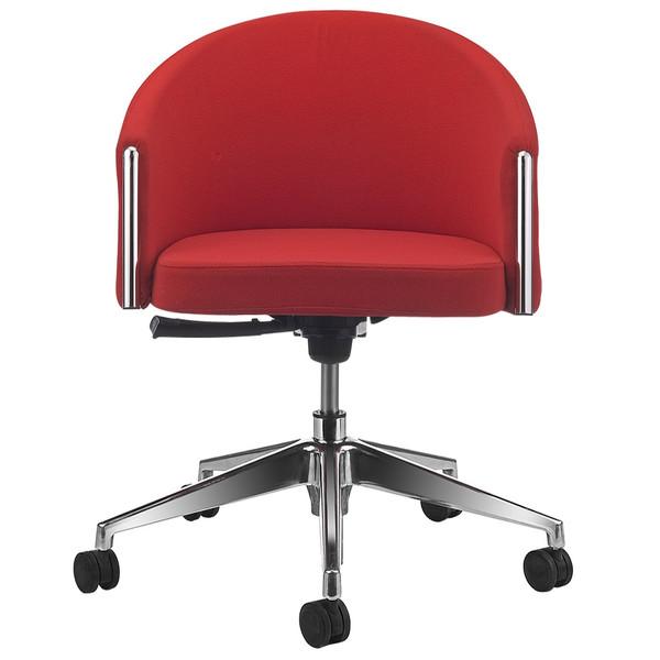 صندلی اداری نیلپر مدل SK505x چرمی