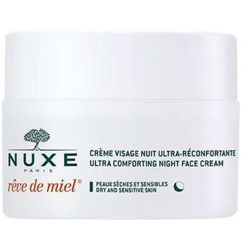 کرم مرطوب کننده شب نوکس سری Reve De Miel حجم 50 میلی لیتر