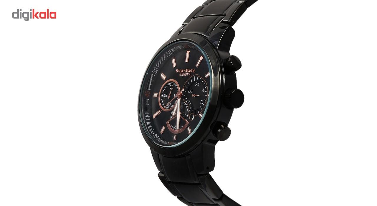 ساعت مچی عقربه ای مردانه اوشن مارین مدل OM-8042-2