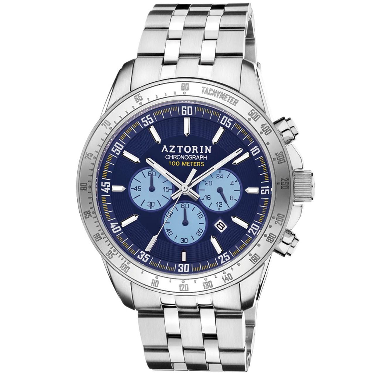 ساعت مچی عقربه ای مردانه ازتورین مدل A059.G284