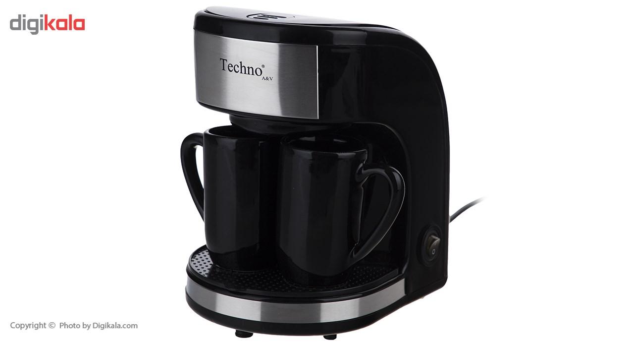 قهوه ساز تکنو مدل Te-813