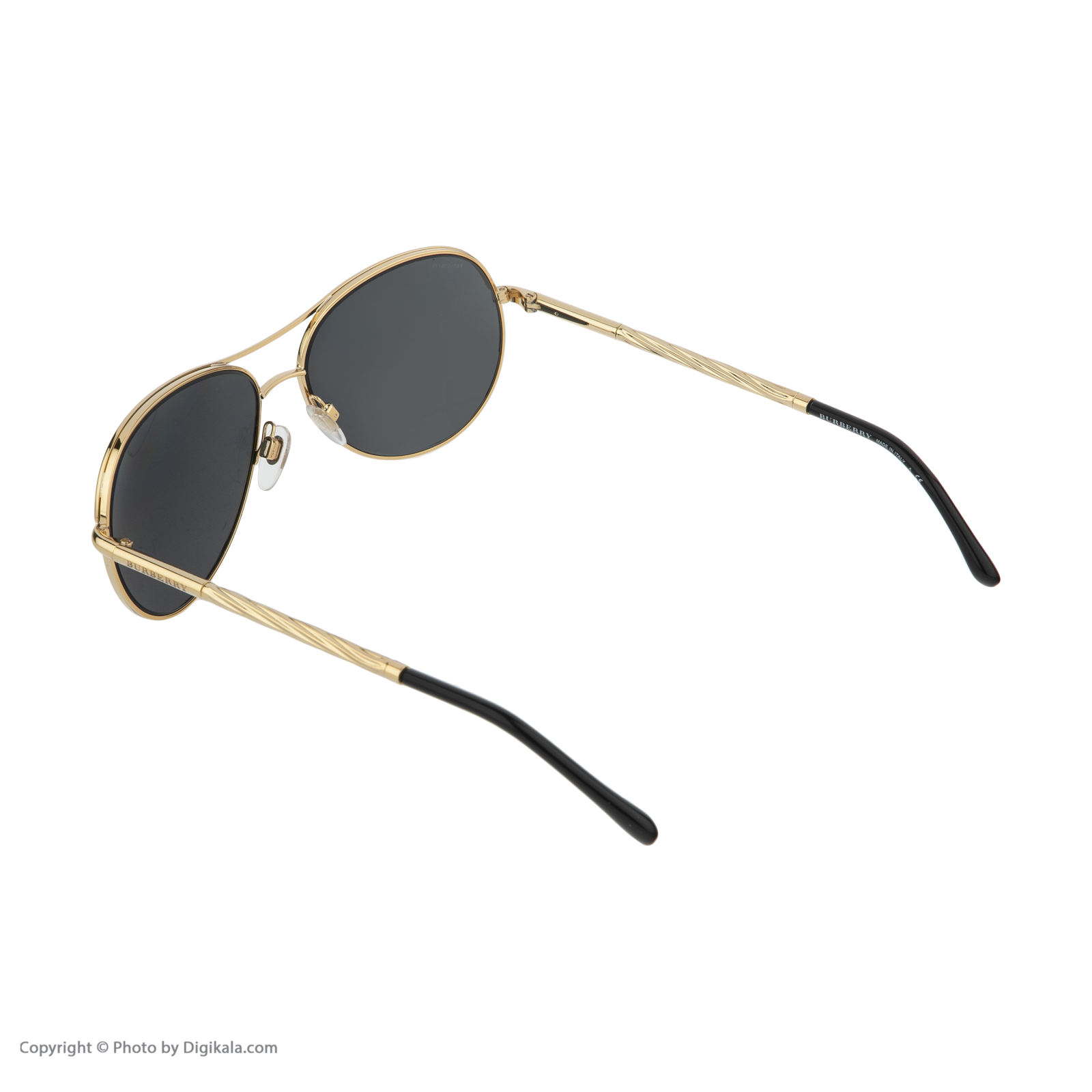 عینک آفتابی زنانه بربری مدل BE 3082S 121087 57 -  - 5