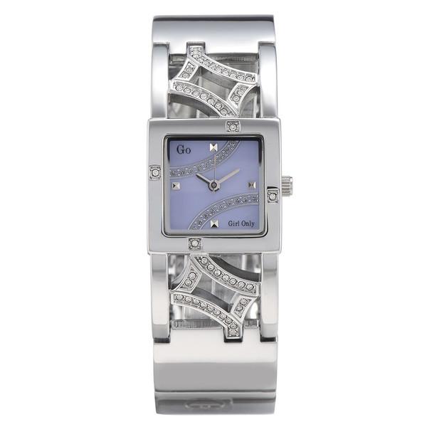 ساعت مچی عقربه ای زنانه جی او مدل 694022