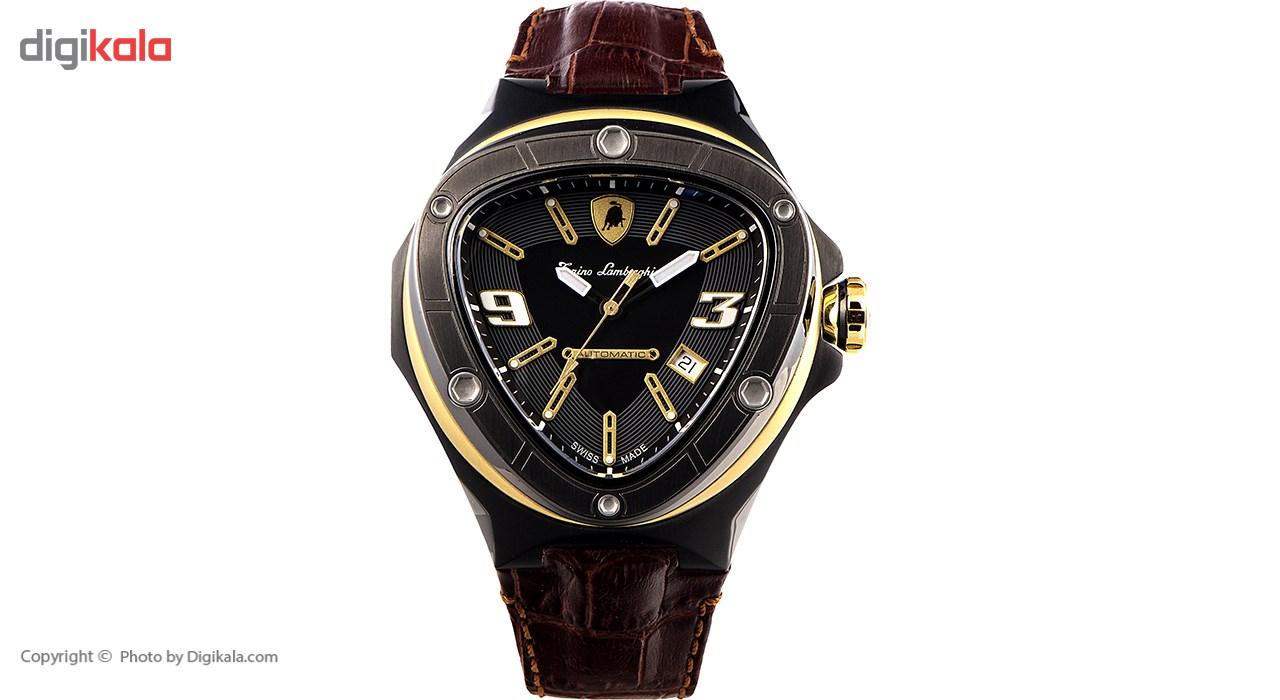 خرید ساعت مچی عقربه ای مردانه تونینو لامبورگینی مدل TL-8857 | ساعت مچی