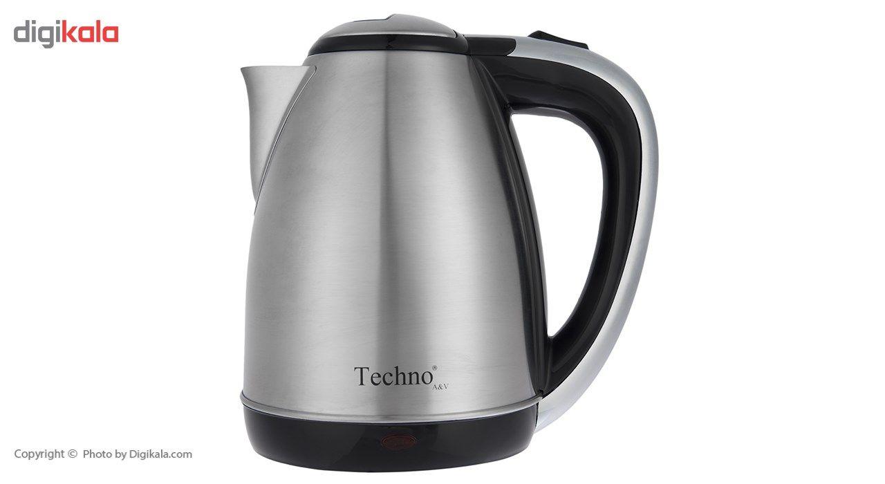 چای ساز تکنو مدل TE985 main 1 5
