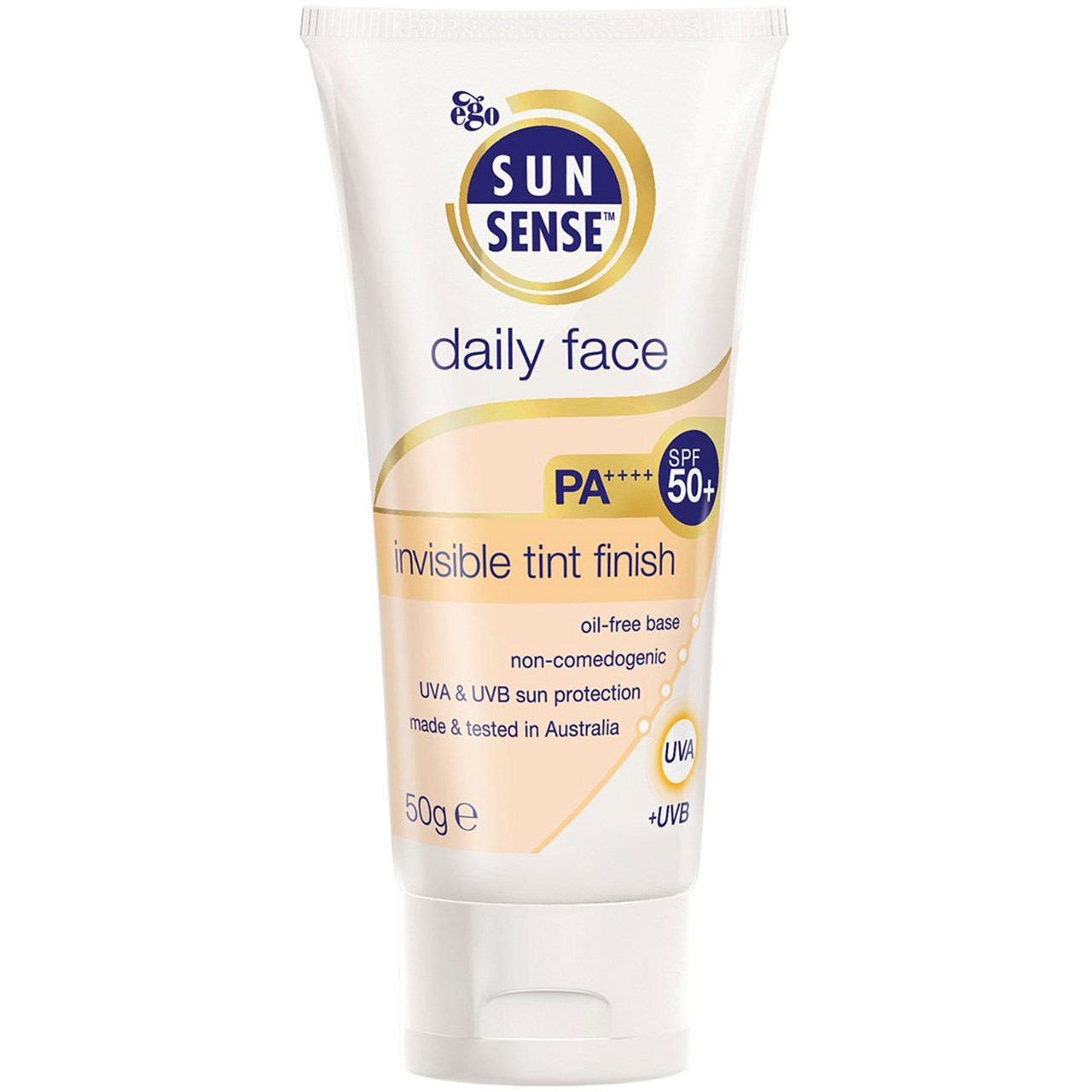 قیمت کرم ضد آفتاب سان سنس مدل Daily Face SPF50plus مقدار 50 گرم