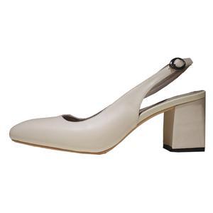 کفش زنانه چرم آرا مدل sh058 کد ker