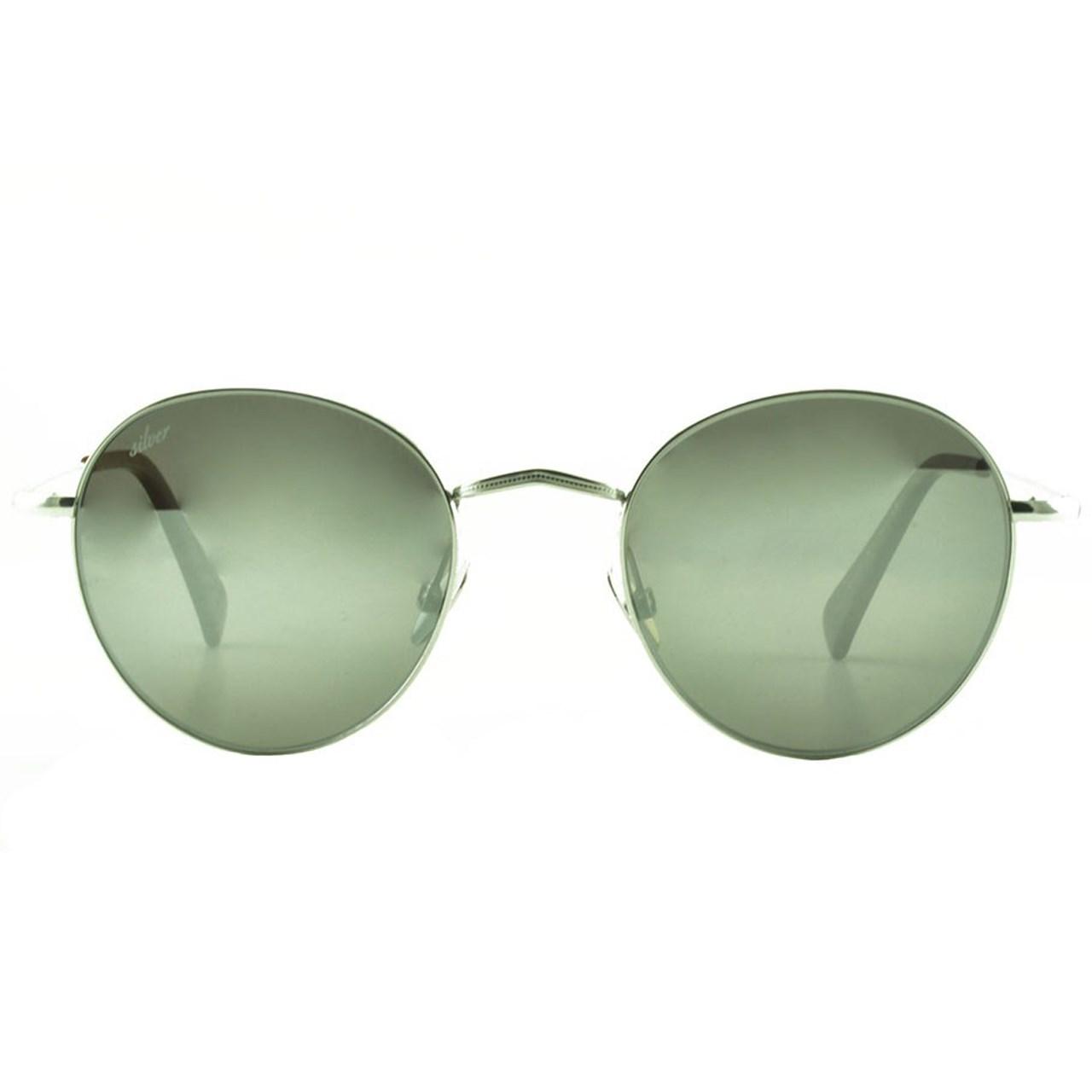 عینک آفتابی Nik03 سری Silver مدل Nk1118 Spl