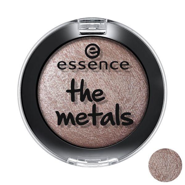 سایه چشم اسنس مدل The Metals شماره 02