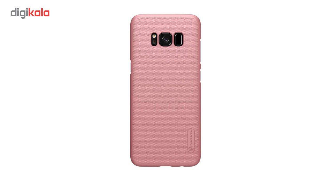کاور نیلکین مدل Super Frosted Shield مناسب برای گوشی موبایل سامسونگ Galaxy S8 Plus main 1 4