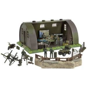 اکشن فیگور ام اند سی مدل Militery Base 77088