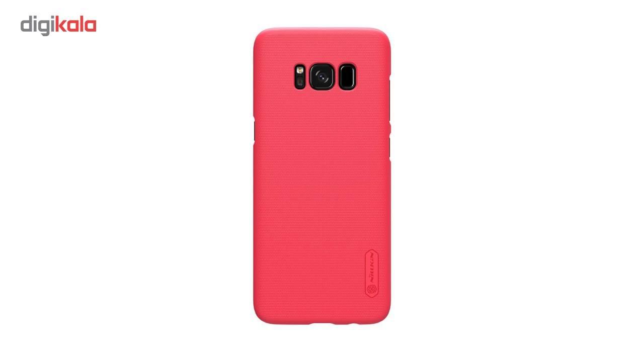 کاور نیلکین مدل Super Frosted Shield مناسب برای گوشی موبایل سامسونگ Galaxy S8 Plus main 1 7