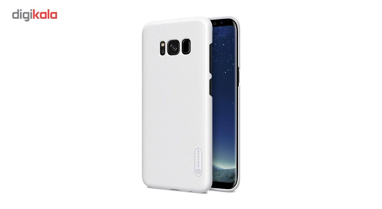 کاور نیلکین مدل Super Frosted Shield مناسب برای گوشی موبایل سامسونگ Galaxy S8 Plus main 1 12