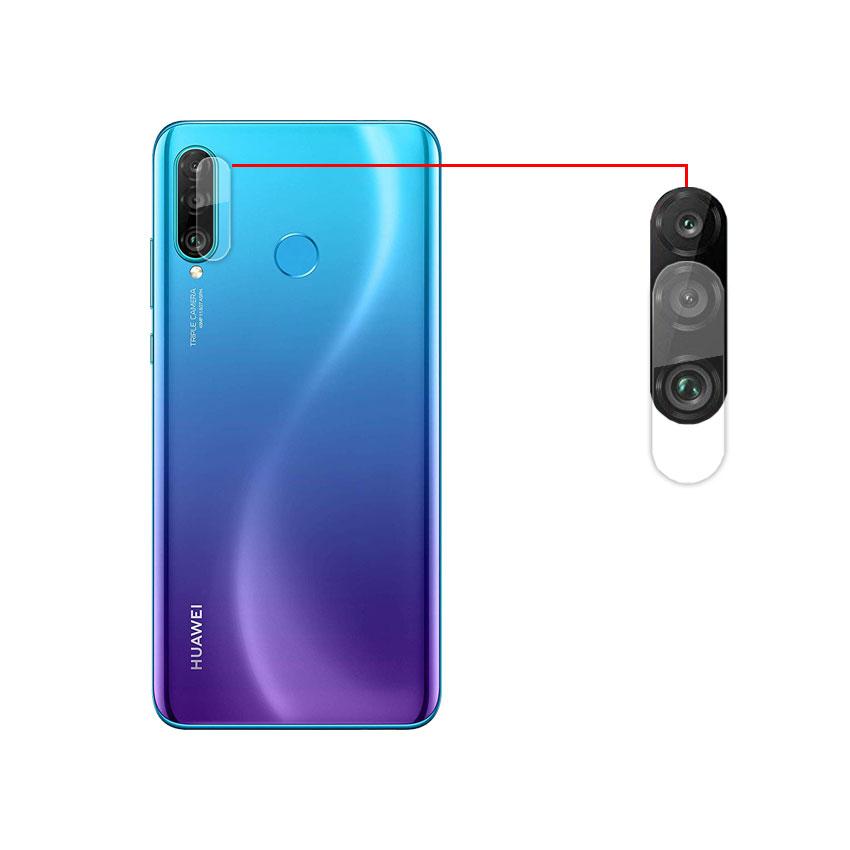 محافظ لنز دوربین مدل bt-45 مناسب برای گوشی موبایل هوآوی P30 lite