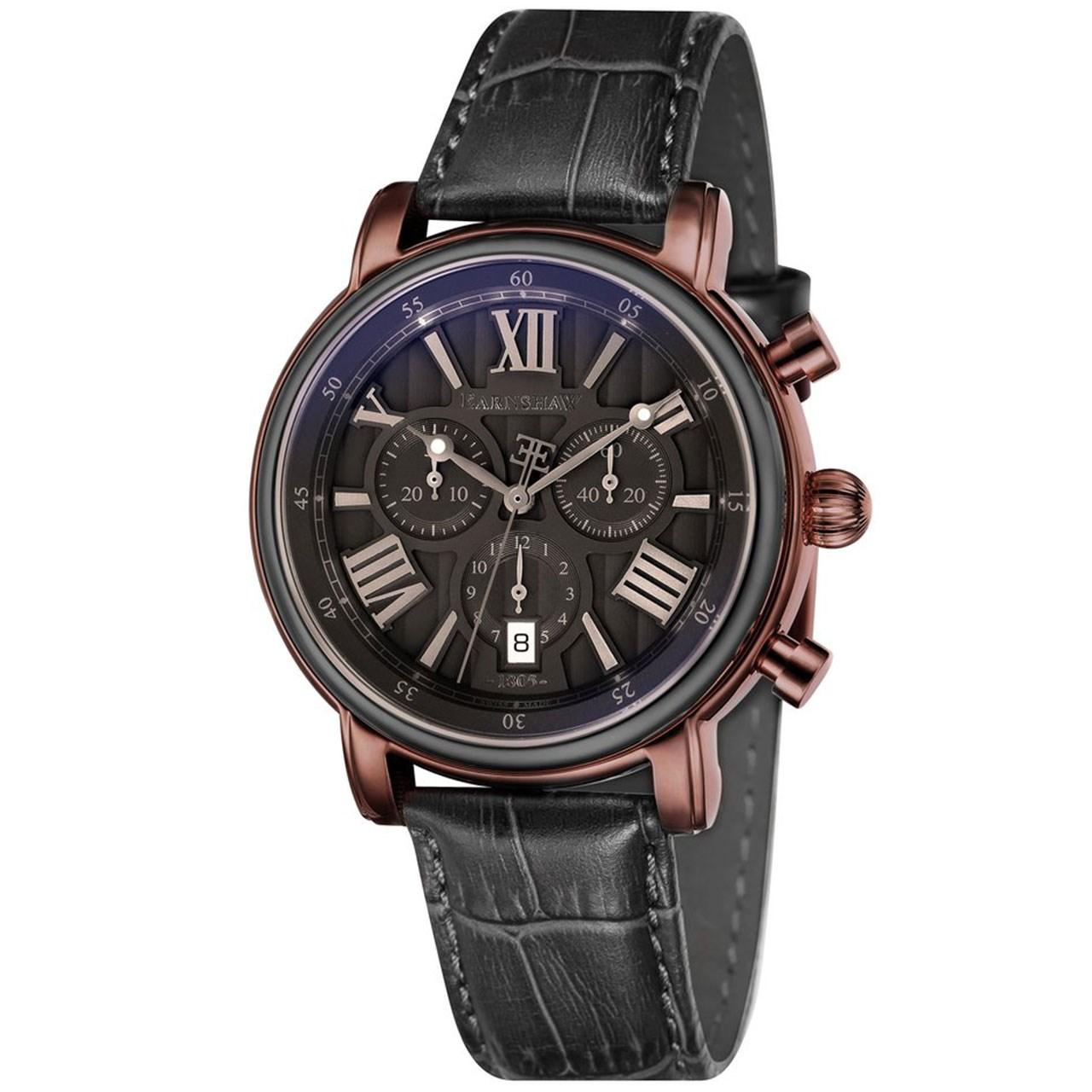ساعت مچی عقربه ای مردانه ارنشا مدل ES-0016-08 21
