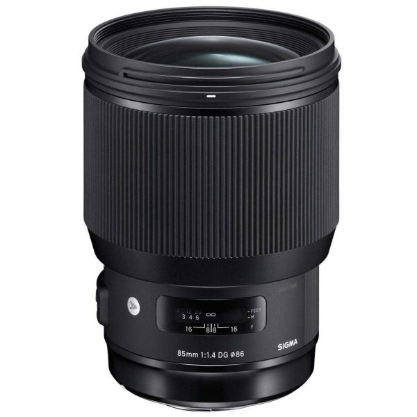 لنز سیگما مدل 85mm f/1.4 DG HSM Art for Canon Cameras Lens