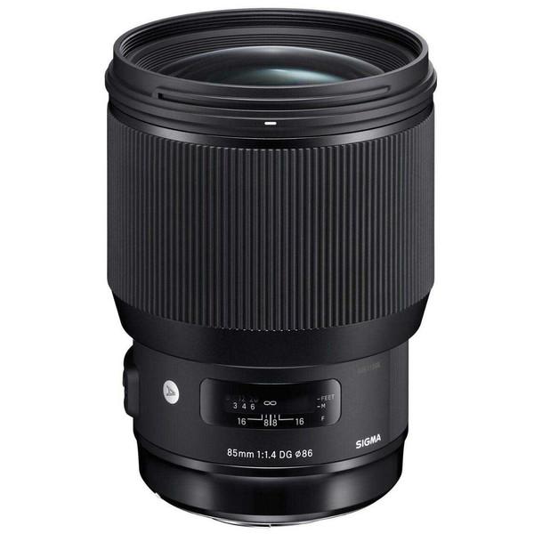 لنز سیگما مدل 85mm f/1.4 DG HSM Art for Canon Cameras Lens