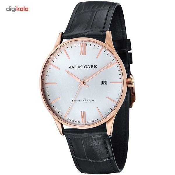 خرید ساعت مچی عقربه ای مردانه جیمز مک کیب مدل JM-1016-03
