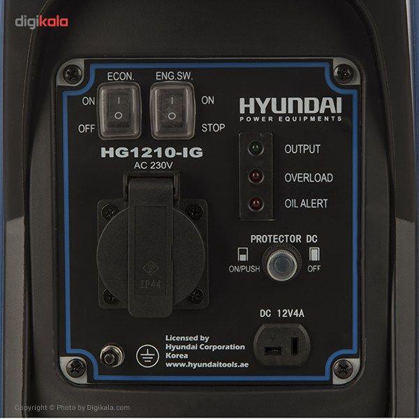 موتور برق هیوندای مدل HG1210-IG main 1 8
