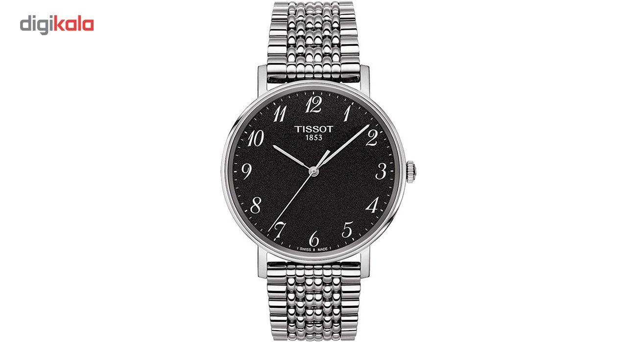 ساعت مچی عقربه ای مردانه تیسوت مدل T109.410.11.072.00 -  - 1