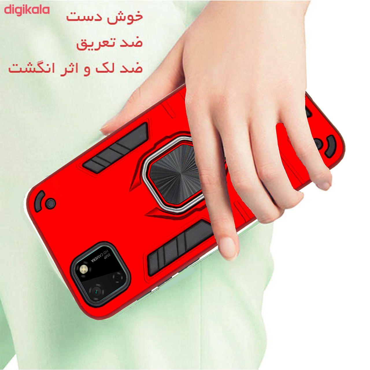 کاور کینگ پاور مدل ASH22 مناسب برای گوشی موبایل هوآوی Y5p / Y5 2020 / آنر 9S main 1 5