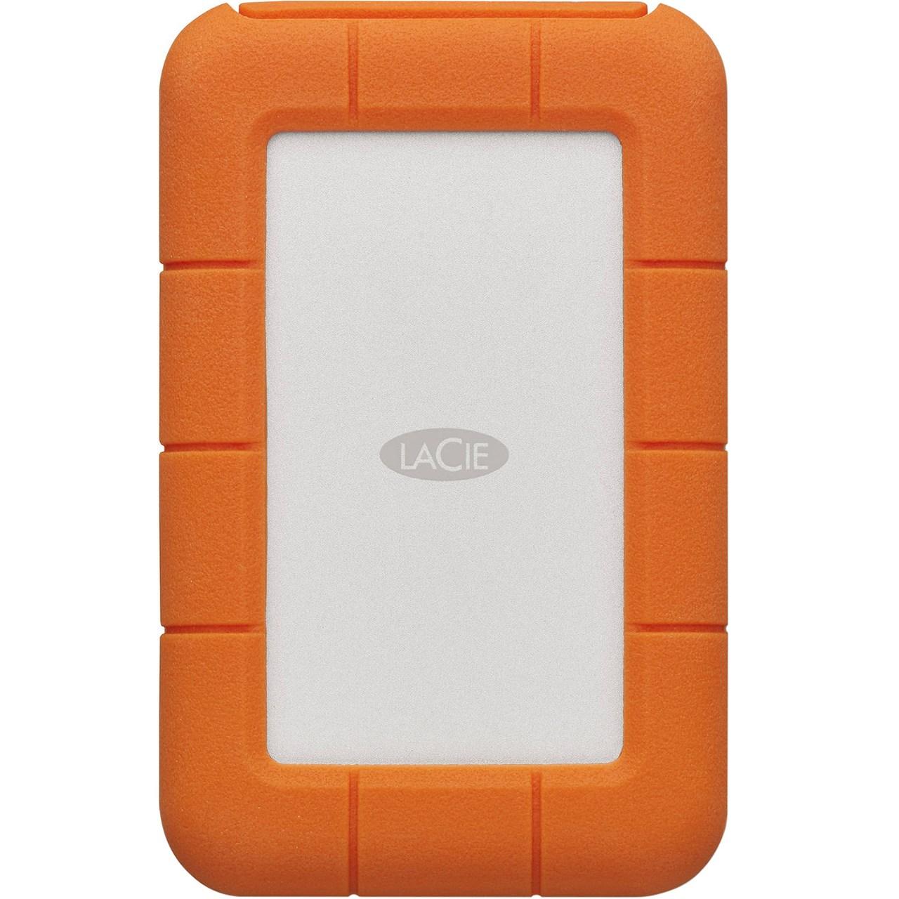 هارد اکسترنال لسی مدل Rugged Thunderbolt / USB-C Mobile ظرفیت 5 ترابایت